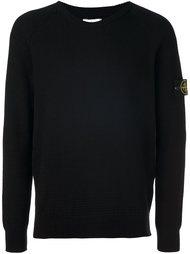 вязаный свитер  Stone Island