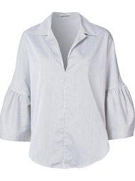 блузка в полоску Tome