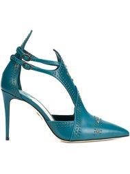 туфли с заклепками Paul Andrew