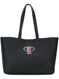 сумка-тоут с логотипом Emilio Pucci