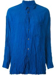 wrinkle effect shirt Issey Miyake Vintage