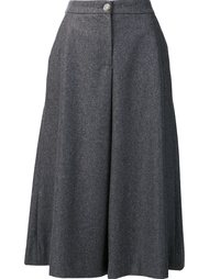 wide leg cropped trousers Vanessa Seward