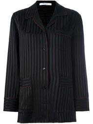 пижамная рубашка в полоску Givenchy