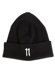 шапка-бини с логотипом 11 By Boris Bidjan Saberi