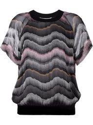 футболка 'Aliyah' Diane Von Furstenberg