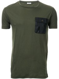 футболка с карманом  Tomas Maier