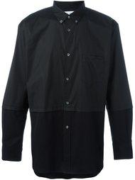 рубашка с панельным дизайном Comme Des Garçons Shirt