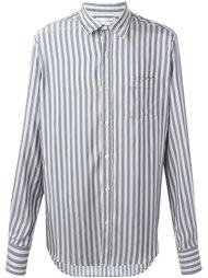 рубашка на пуговицах в тонкую полоску Faith Connexion