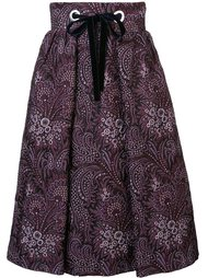 юбка  с принтом пейсли   Suno