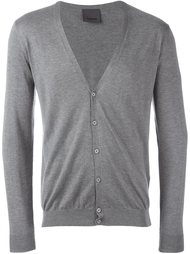 v neck cardigan Laneus