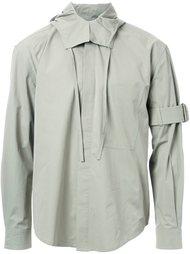 рубашка с панельным дизайном  Craig Green