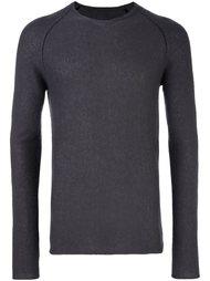 свитер с круглым вырезом Label Under Construction