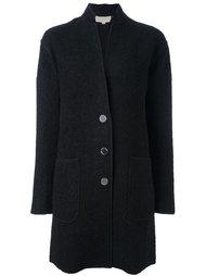 однобортное пальто Michael Michael Kors
