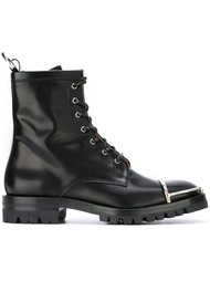 армейские ботинки на шнуровке Alexander Wang
