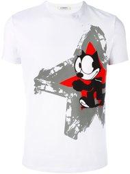 футболка с принтом 'Felix The Cat' Iceberg