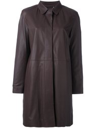 классическое пальто кроя миди Desa 1972