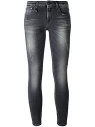 джинсы скинни  'Kate' R13