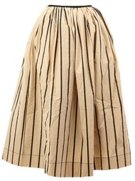 striped full skirt Uma Wang