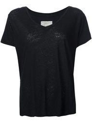 футболка c V-образным вырезом  Current/Elliott