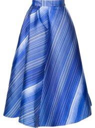 striped A-line skirt  Vika Gazinskaya
