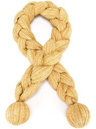 'Braid' scarf Issey Miyake Vintage