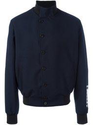 асимметричная куртка-бомбер McQ Alexander McQueen