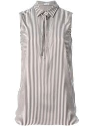 блузка без рукавов  Brunello Cucinelli
