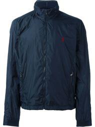 куртка-ветровка с вышивкой  Polo Ralph Lauren