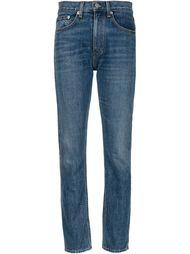 джинсы с завышенной талией Brock Collection