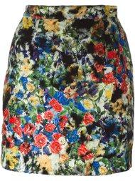 юбка с цветочным рисунком Roseanna