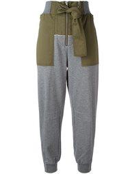 спортивные брюки с панельным дизайном 3.1 Phillip Lim
