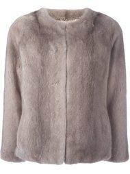норковая куртка Eleventy