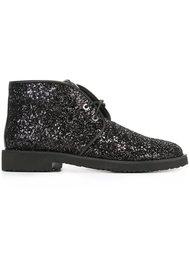 ботинки с блестками Giuseppe Zanotti Design