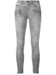 укороченные джинсы кроя супер-скинни Calvin Klein Jeans