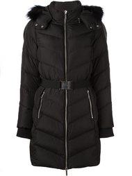 пальто-пуховик с капюшоном Michael Michael Kors