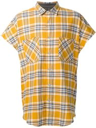 фланелевая рубашка без рукавов Fear Of God