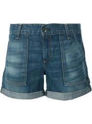denim shorts  Rag & Bone