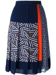 плиссированная юбка 'Cici' Diane Von Furstenberg