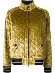 стеганая куртка-бомбер Maison Margiela