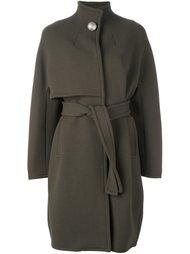 пальто с воротником-воронкой Gianluca Capannolo