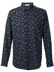 рубашка с принтом уток Engineered Garments