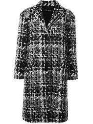 пальто из букле  Dolce & Gabbana