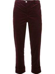 velvet trousers  Julien David