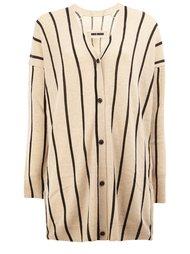 striped cardigan Uma Wang