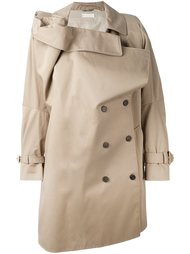 deconstucted trench coat Maison Margiela Vintage