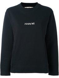 толстовка с логотипом Jour/Né