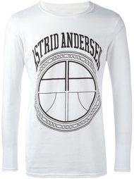 толстовка с логотипом Astrid Andersen