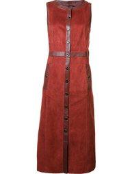 платье без рукавов  Vanessa Seward