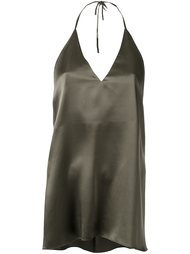 'High' halter top Christopher Esber