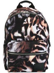 рюкзак с тигровым принтом Ps By Paul Smith